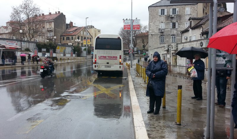 Litre krši Odluku o uređenju prometa na području Grada Splita